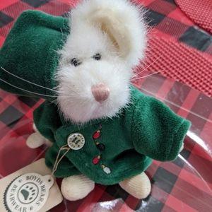 Boyds Bear Christmas Mouse